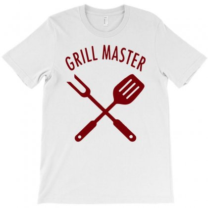 Grill Master T-shirt Designed By Sopy4n