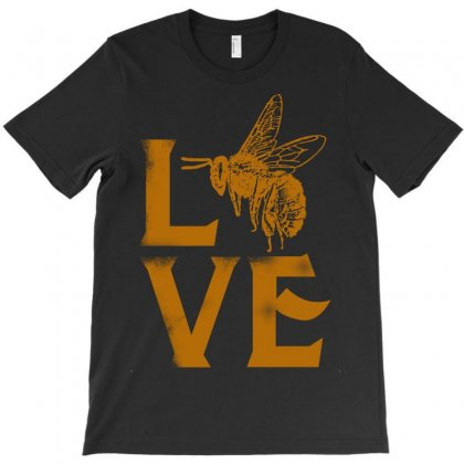 Love Bee T-shirt Designed By Hoainv