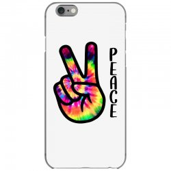 peace sign hand for light iPhone 6/6s Case | Artistshot