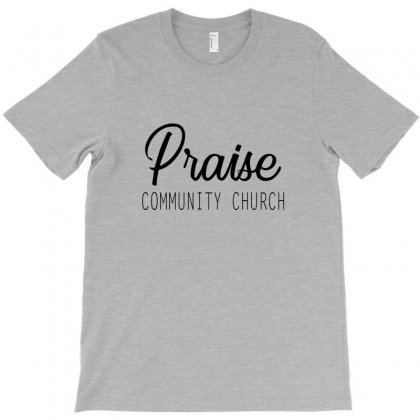 Community Church T-shirt Designed By Doniemichael