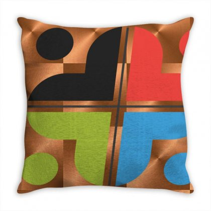 All New For Everyone Throw Pillow Designed By Sunil Kumar