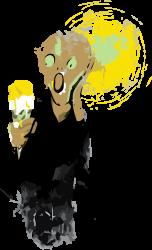the ice scream   Artistshot