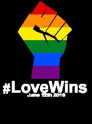 Love Wins 12th 2016 - Orlando Strong   Artistshot
