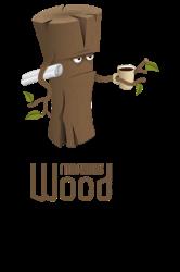 funny morning wood | Artistshot
