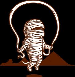 Funny Mummy Sport | Artistshot