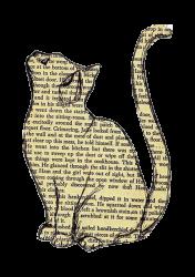 cats text | Artistshot