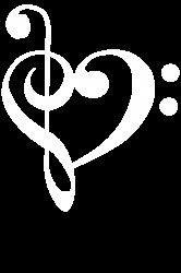 music heart rock baseball   Artistshot