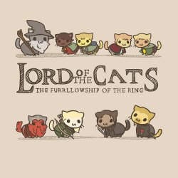 Lord Of The Cats | Artistshot