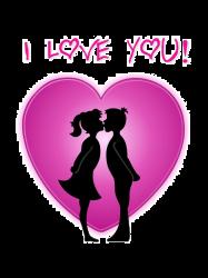 I love you | Artistshot