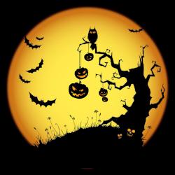Night Halloween | Artistshot
