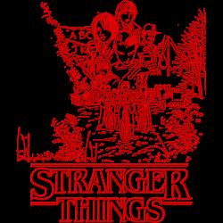 stranger things red | Artistshot