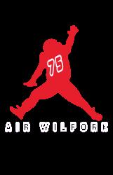 air wilfork   vince wilfork new england patriots defensive tackle | Artistshot