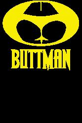 funny batman buttman | Artistshot
