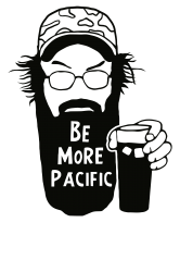 be more pacific | Artistshot