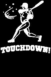 touchdown   funny sports   Artistshot