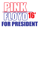 32323d2e6ce957 Pink Floyd T Shirt For President 2016 Rock T Shirt Weed Katy Perry T Shirt  Southern