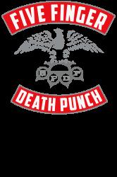 five finger death punch eagle knuckle | Artistshot