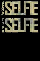d68532c76cf79b I m Selie Your Selfie T-shirt Designed By Buckstore