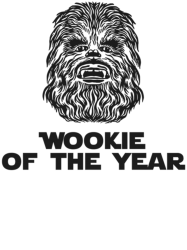 wookie of the year | Artistshot