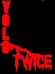 yolo zombie | Artistshot