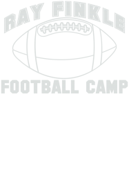 ae43d68d8ba Ray Finkle Football Camp Laces Out T-shirt Designed By Syahbudi90