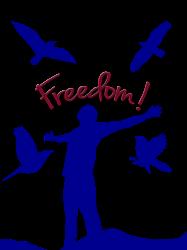 04d09e8bdd1ef8 Shop Freedom T-shirts Online   Custom Freedom T-shirts