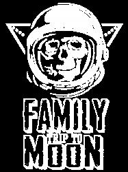 Family Trip To Moon | Artistshot