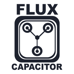 flux capacitor | Artistshot