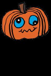 goofy pumpkin | Artistshot