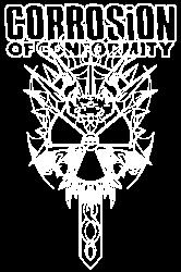 corrosion of conformity (new album logo) | Artistshot