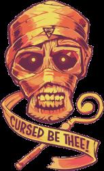 the cursed mummy | Artistshot