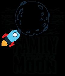 Family Trip To Moon   Artistshot