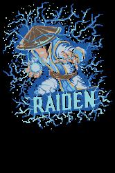 raiden | Artistshot