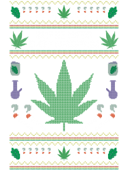 smoke weed ugly sweater | Artistshot