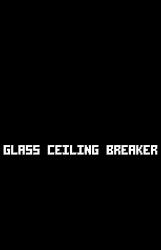 geek girl glass ceiling breaker | Artistshot