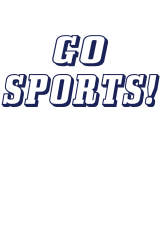 go sports! | Artistshot