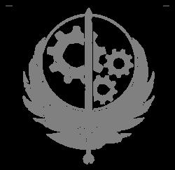brotherhood of steel fallout 3 4   Artistshot