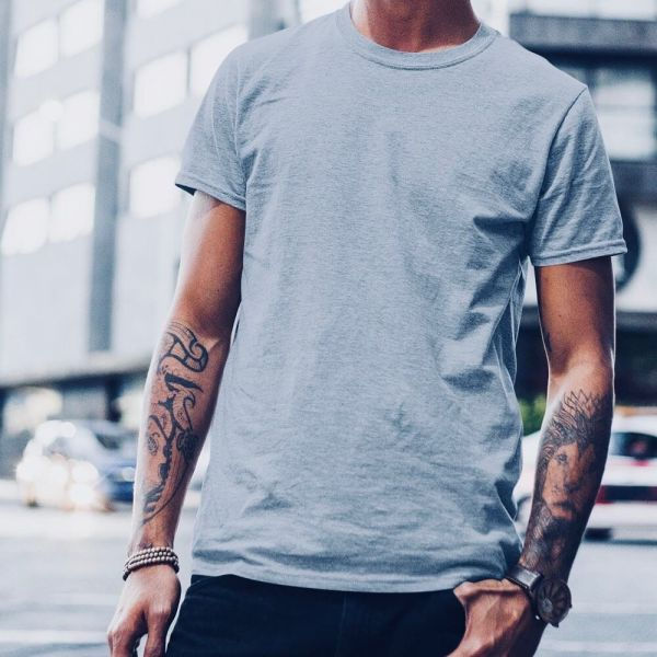 Shop 2019 Men Heather T-shirts  &  Men T-shirts