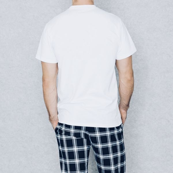 Shop Men's T-shirt Pajama Set &   2019 Men's T-shirt Pajama Set