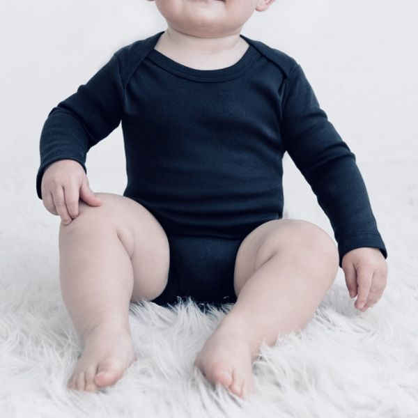 Long Sleeve Baby Bodysuit  &   Long Sleeve Baby Bodysuit