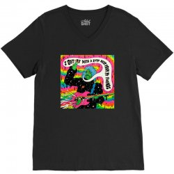 Flaming Lips V-Neck Tee | Artistshot