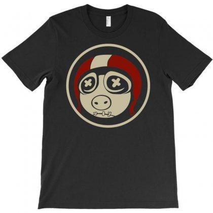 Roadhog Pig T-shirt Designed By S4poolart
