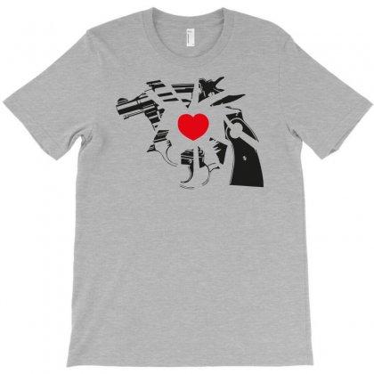 Break The Hat Love T-shirt Designed By S4poolart