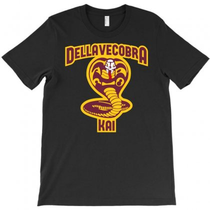 Dellavecobra Kai T-shirt Designed By S4poolart