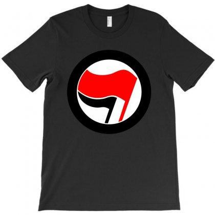 Antifasism T-shirt Designed By Godlovesabortion
