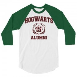 026489438d Custom Hogwarts Alumni T-shirt By Ismanurmal4 - Artistshot