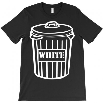 White Trash T-shirt Designed By Meid4_art