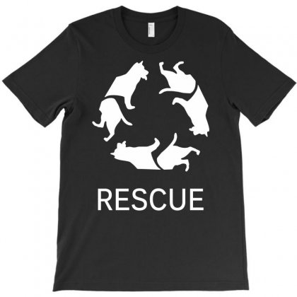 Rescue T-shirt Designed By Nurhidayat05