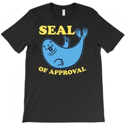 Seal Of Approval T-shirt Designed By Nurhidayat05