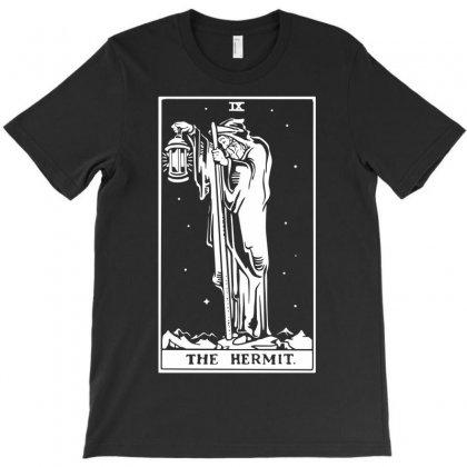 Tarot Hermit T-shirt Designed By Nurhidayat05
